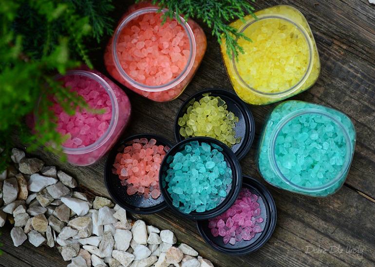 Naturalne sole do kąpieli BioOleo Cosmetics