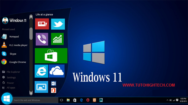 Télécharger Windows 11 ISO Pro