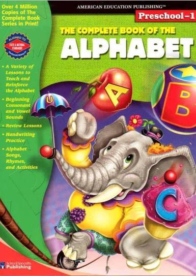 El libro del alfabeto preescolar 1