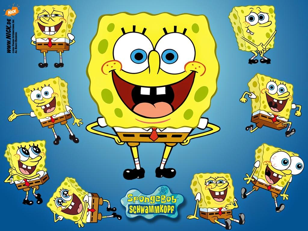 Koleksi Gambar Lucu Spongebob Gambar Gokil