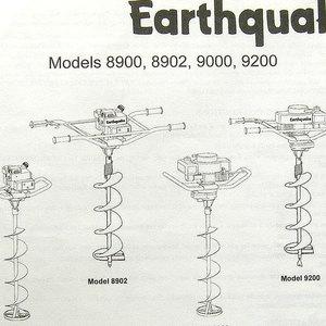 Auger Gear Image Auger Earthquake Parts