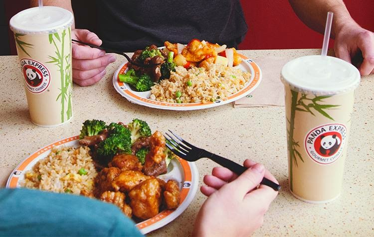 Panda Express Menu and Price List Latest 2017
