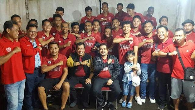 Ini Prediksi NH Soal PSM vs Bali United