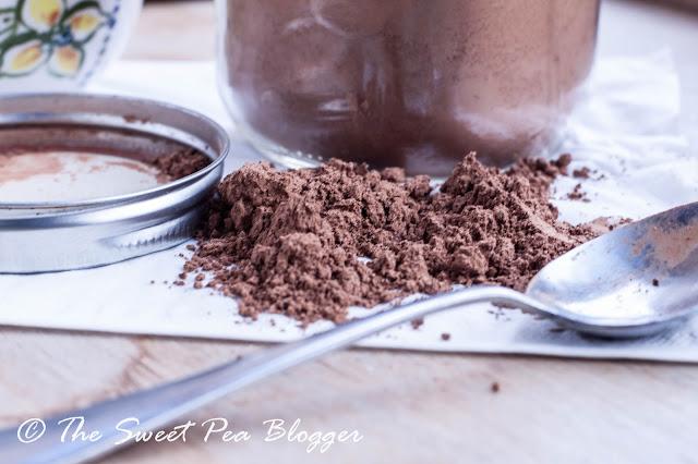 Stevia Sweetened Hot Chocolate Mix
