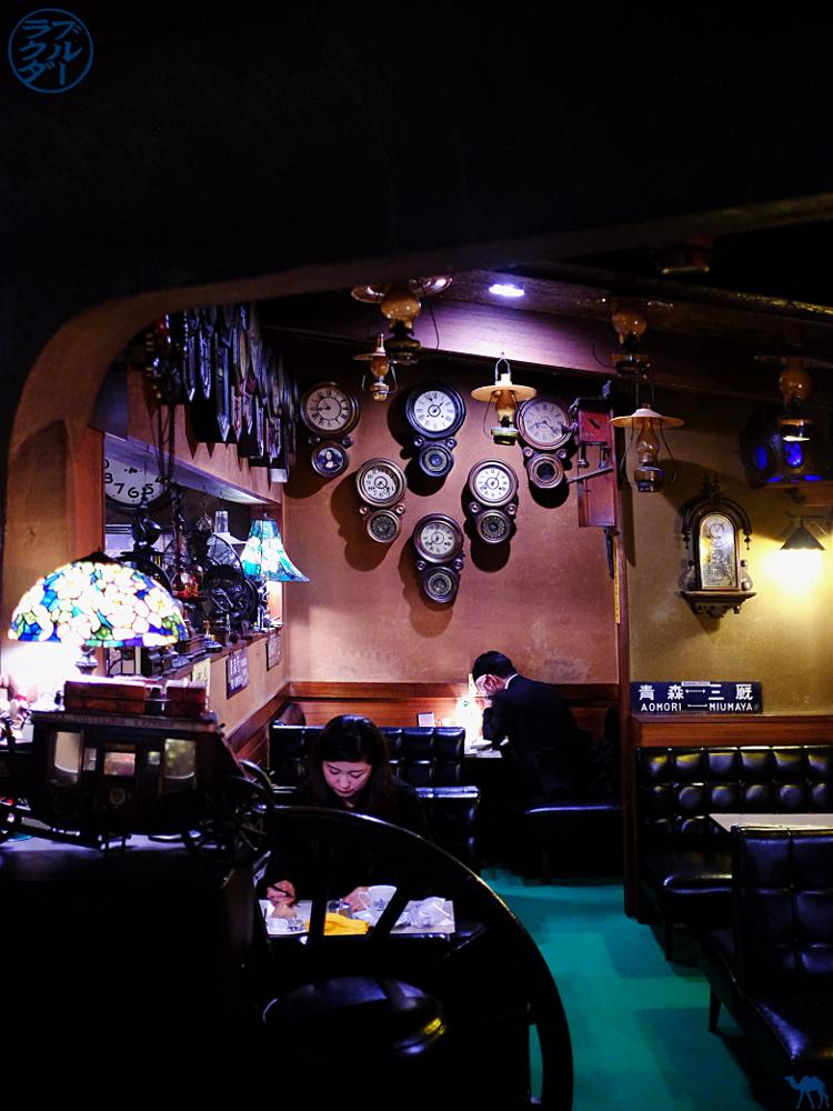 Le Chameau Bleu - Coffee Pol - Adresse a  Aomori Tohoku Japon