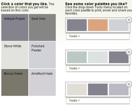 Color Scheme And Palette Generator Tool By Glidden My Image Inspiration Coastal Decor Ideas