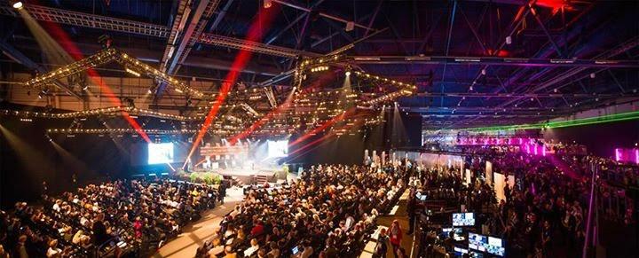 [芬蘭觀察]一群年輕人,如何策展一個1萬4千人的創業展活動? Part1
