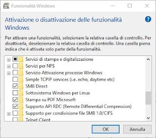 Windows per Linux