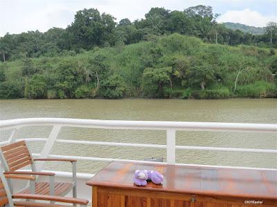 Felix Luna on the Panama Canal