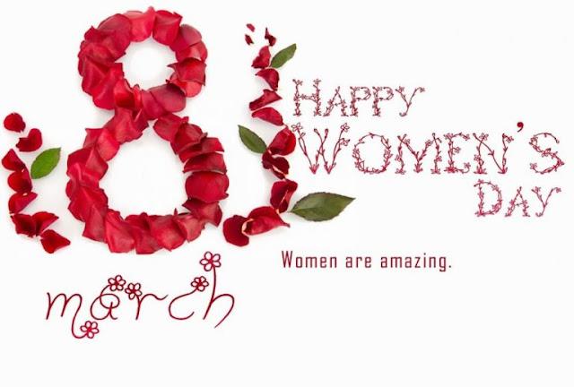 Women's's Day 2018 Greetings