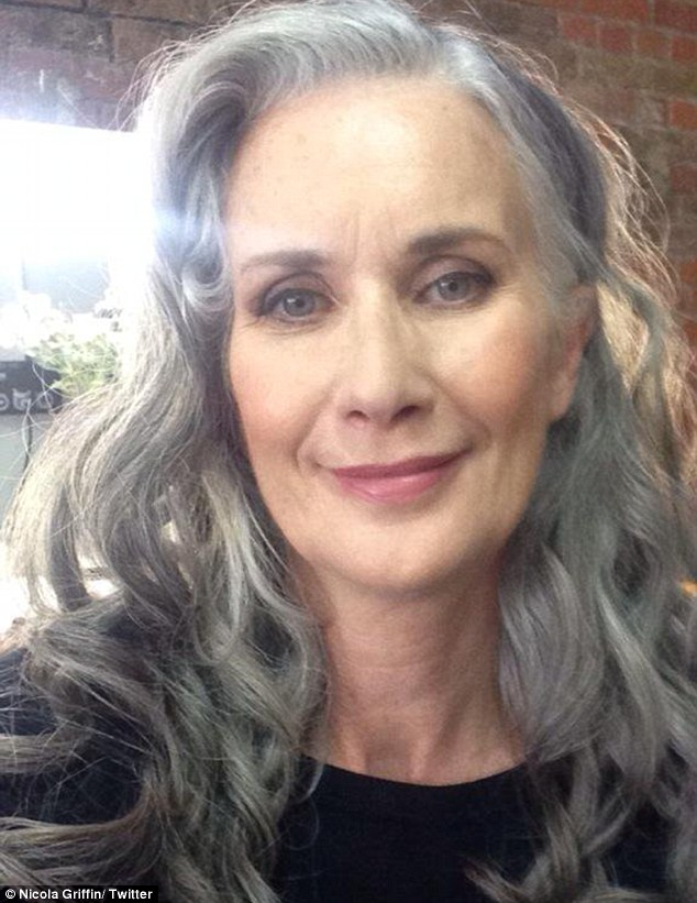 56-Year-Old Model Makes History As The Oldest Person To -4420