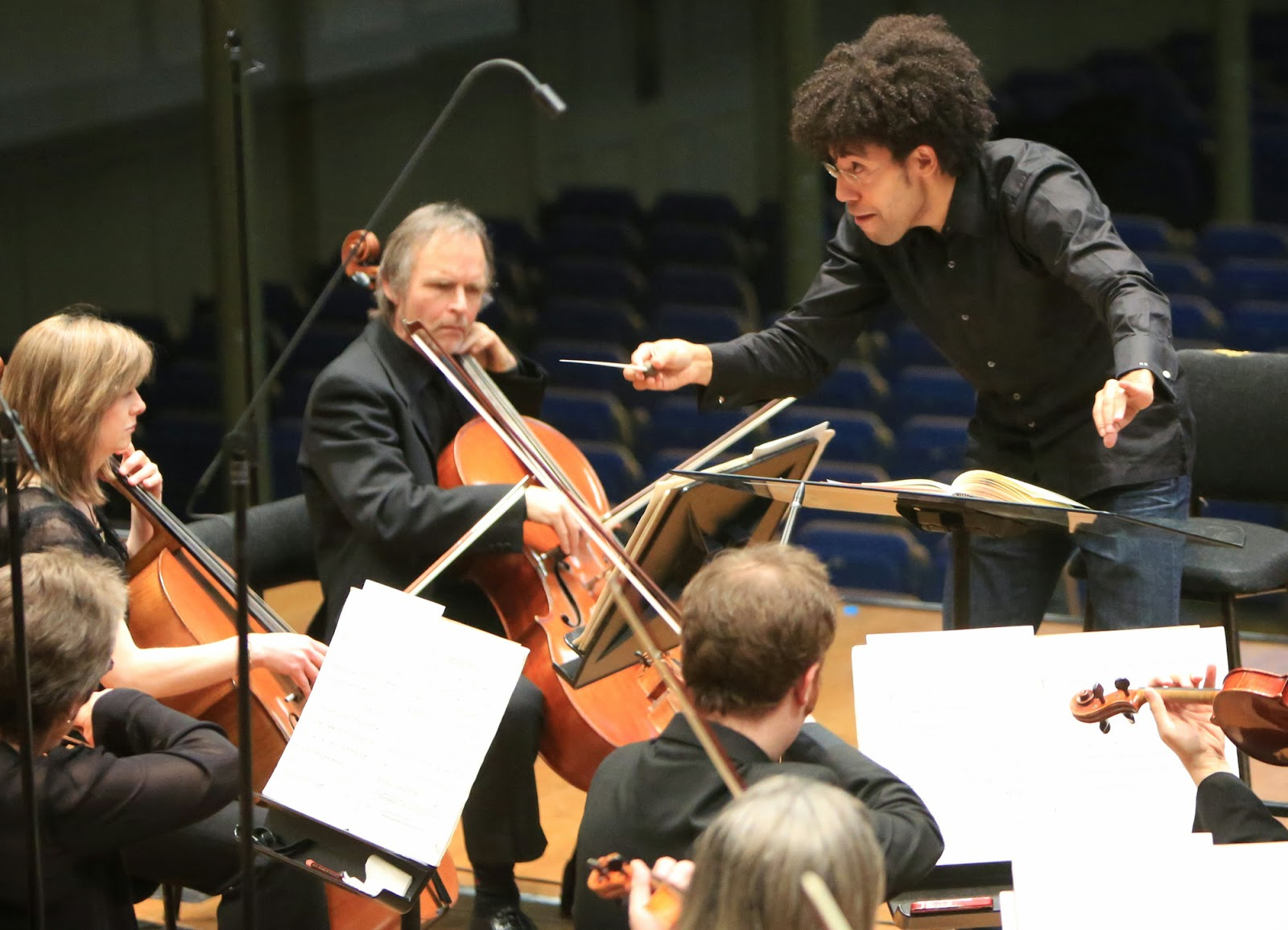 Alan in Belfast: New Ulster Orchestra season with open