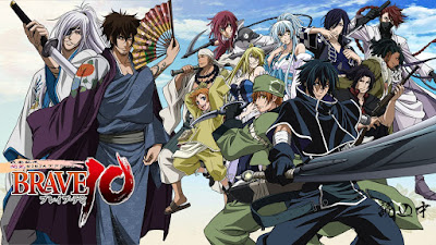Download Anime Brave 10 (Episode 1-12) Subtitle Indonesia Full [Batch] Lengkap