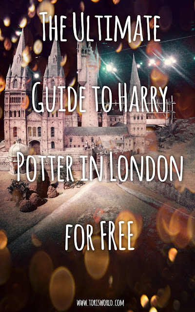The Ultimate Guide to Harry Potter in London for free