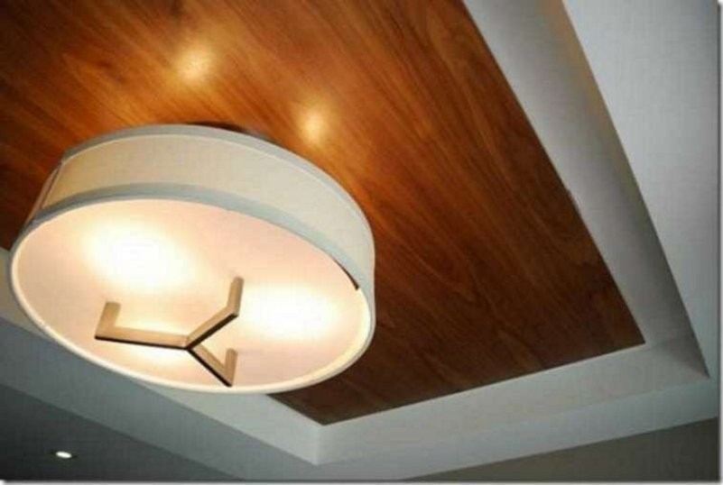 motif plafon dari triplek minimalis