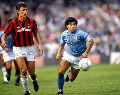 Maradona dan Napoli