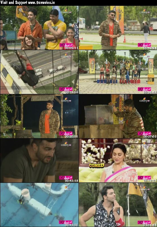 Khatron Ke Khiladi 7 Hindi 30 Jan 2016 HDTV 480p