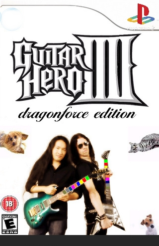 BAIXAR FLASH DRAGONFORCE MUSICA GUITAR
