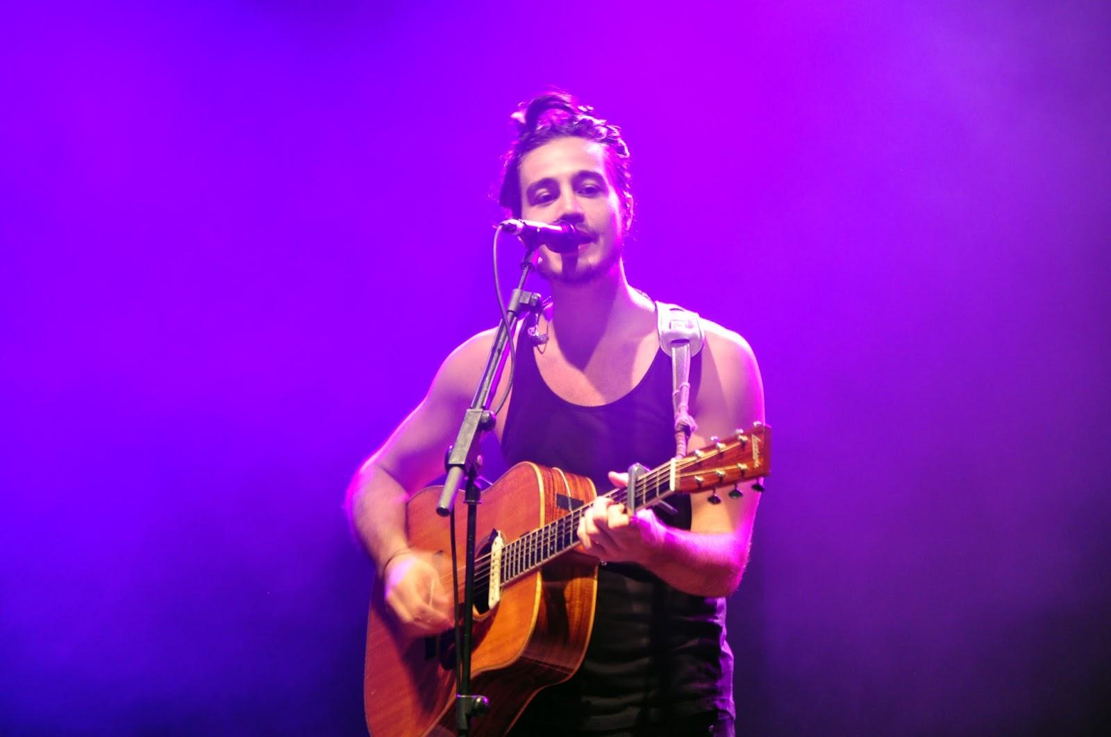Show do Tiago Iorc em Fortaleza - 24 de maio de 2016
