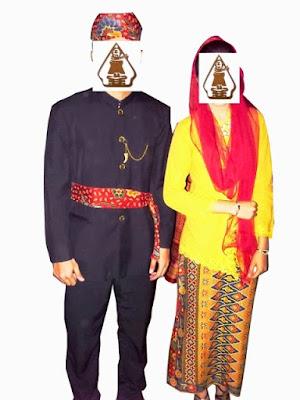 Provinsi DKI Jakarta - Pakaian Adat Tradisional Betawi