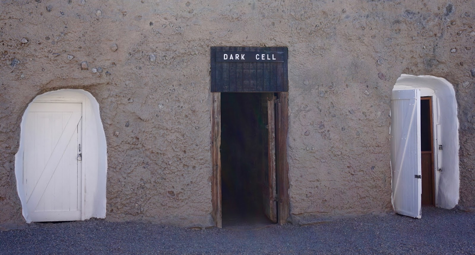 dark cell, yuma