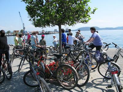 ΠΡΕΒΕΖΑ- ΜΕ ΕΠΙΤΥΧΙΑ η 11η Πανελλαδική Ποδηλατοπορεία