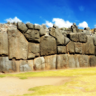 Close das Muralhas Ciclópicas, Sacsayhuamanem Cusco