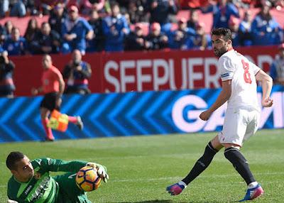 Crónica Sevilla FC 0 - Villarreal CF 0