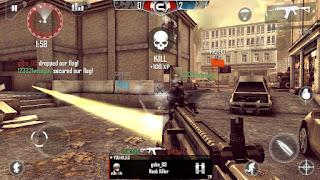 Modern Combat 4 Zero Hour v1.2.2e Mod apk data