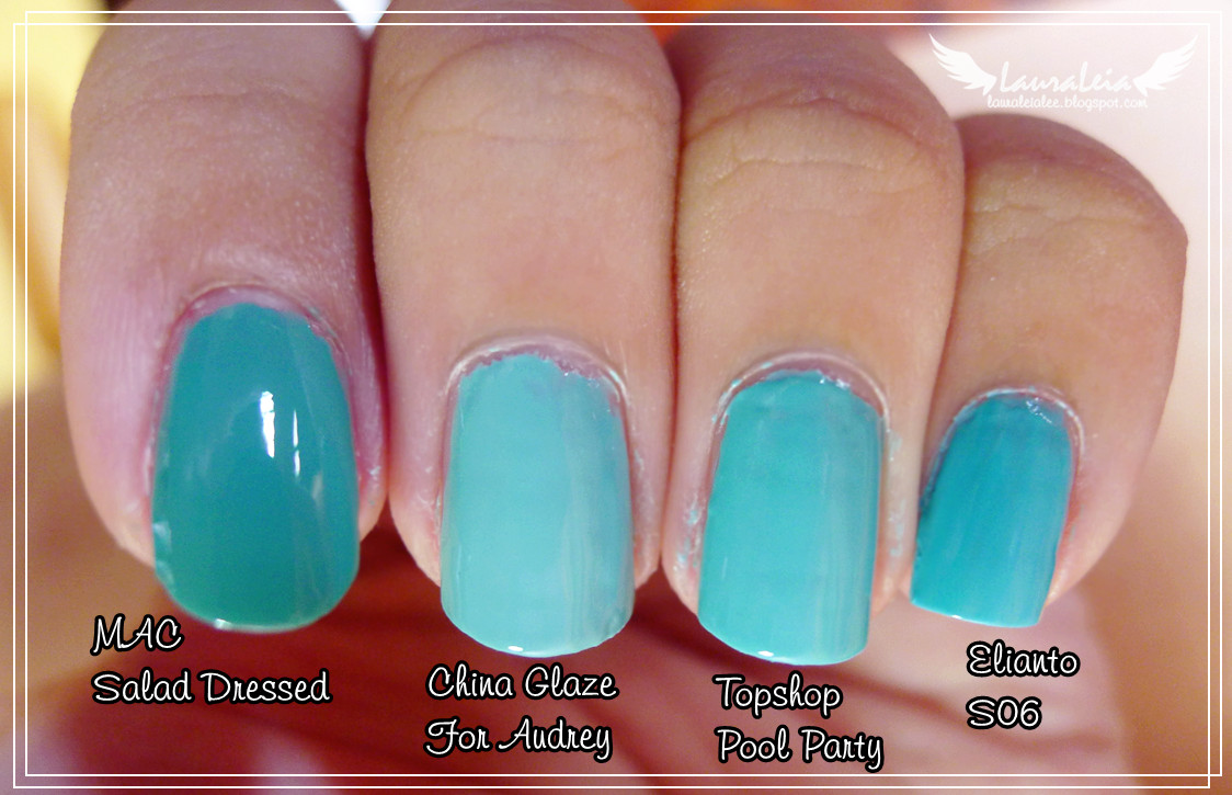 Tiffany Blue Nail Polish Opi Nails Gallery