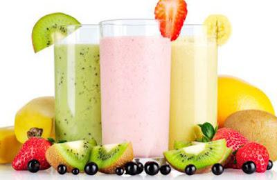 Adelgaza con batidos de frutas rapido