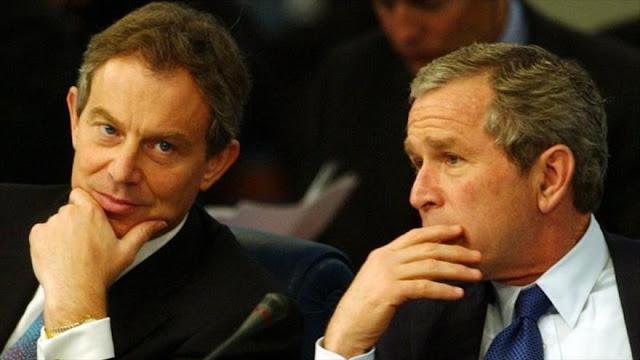 Chilcot revela pelea entre Washington y Londres por el crudo de Irak