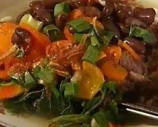 12 Macam  Menu Masakan jawa Tengah Yang Laris Dan Populer-Sup Senerek Khas Magelang