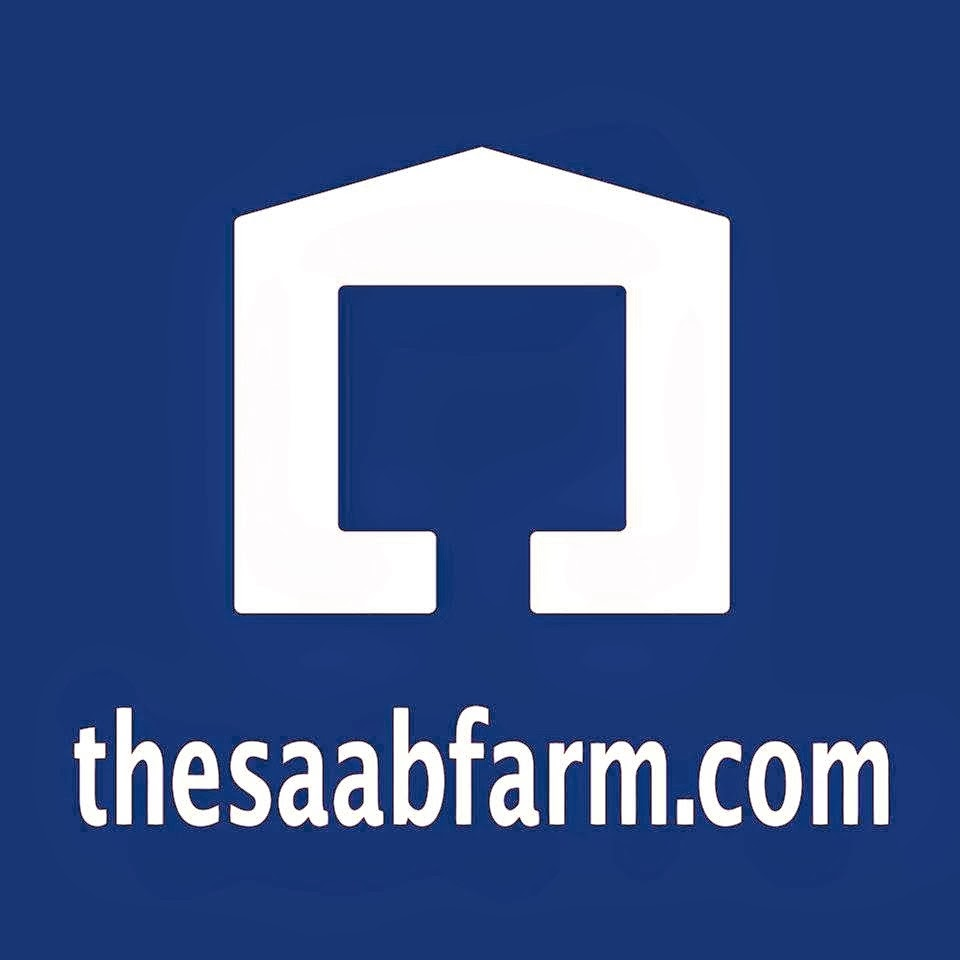 the Saab farm