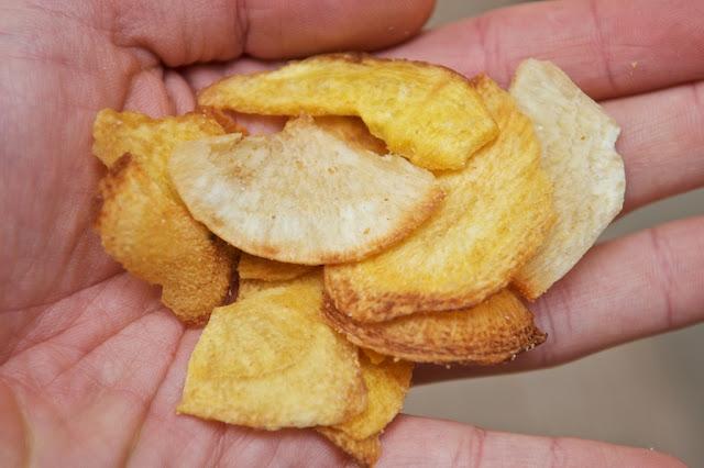 Chips Arracacha Manioc Ethiquable - Vegetable Crisps - Équateur - Chips - Snack - Apéritif - Chips - Manioc - Commerce équitable - Bio - Agriculture Biologique