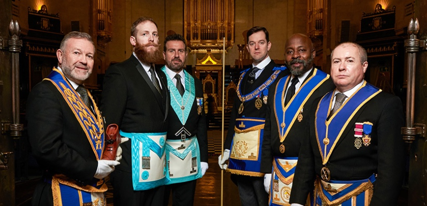 Freemasons For Dummies: 'Inside the Freemasons' TV Series DVD Now