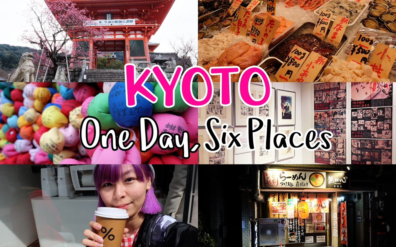 One Day 6 places Kyoto Blog | www.bigdreamerblog.com