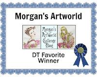 Nancy's DT Favorite Winner - Morgan's ArtWorld Challenge # 1