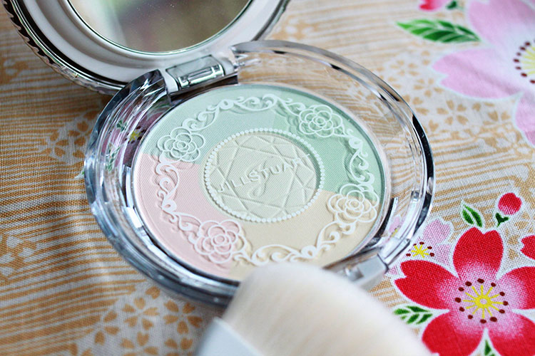 jill stuart crystal lucent face powder review