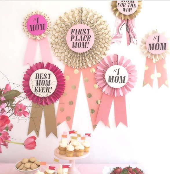 101 fiestas ultimas decoraciones del d a de la madre for Decoracion para el dia de la madre