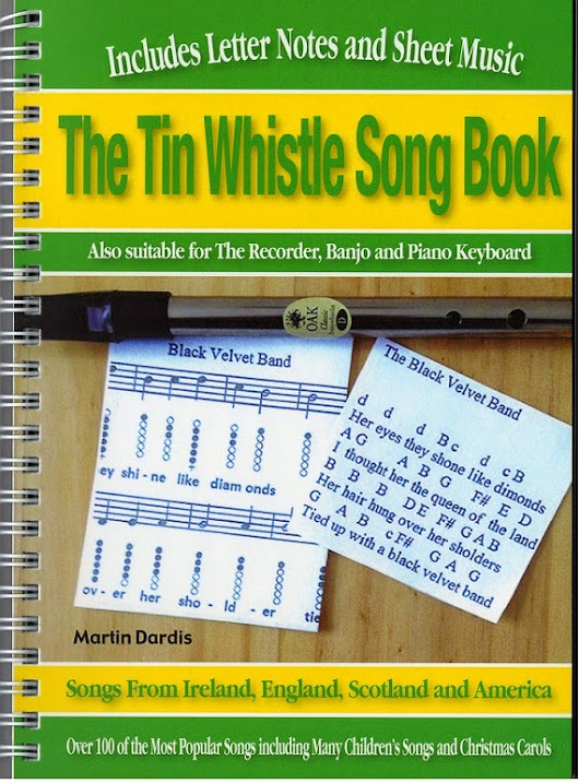 About The Tin Whistle Book