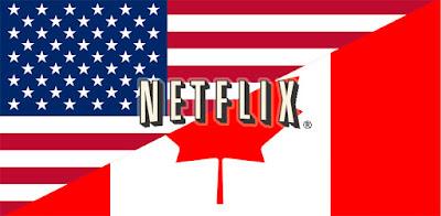 Netflix USA Canada VPN