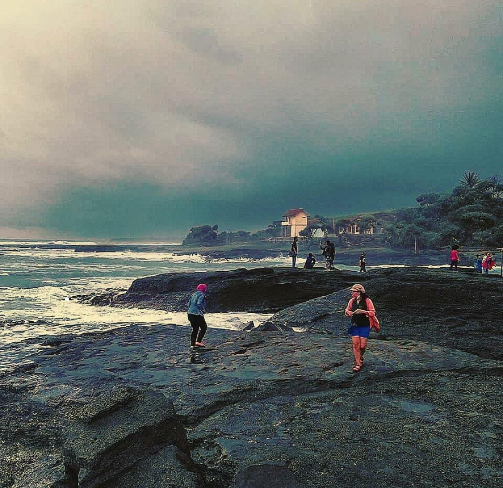 Rute Menuju Ke Pantai Cidora Garut Dan Tiket Masuk