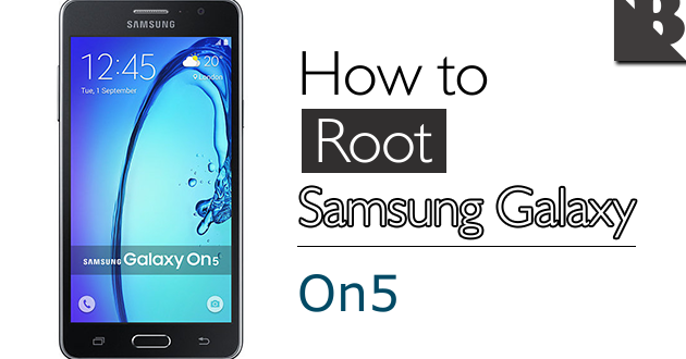 Tested] How To Root Samsung Galaxy On5 SMG550 And Install TWRP