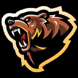 logo beruang  transparan