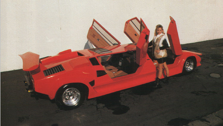 Sports Cars Lamborghini Limousine Interior