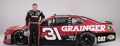 Defending Race Winner – Ryan Newman #NASCAR