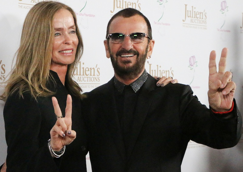 WestHollywoodToday: Ringo Starr & Barbara Bach Auction Off ...