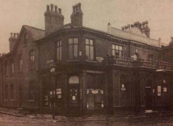 Pubs Of Manchester Albert Embden Street