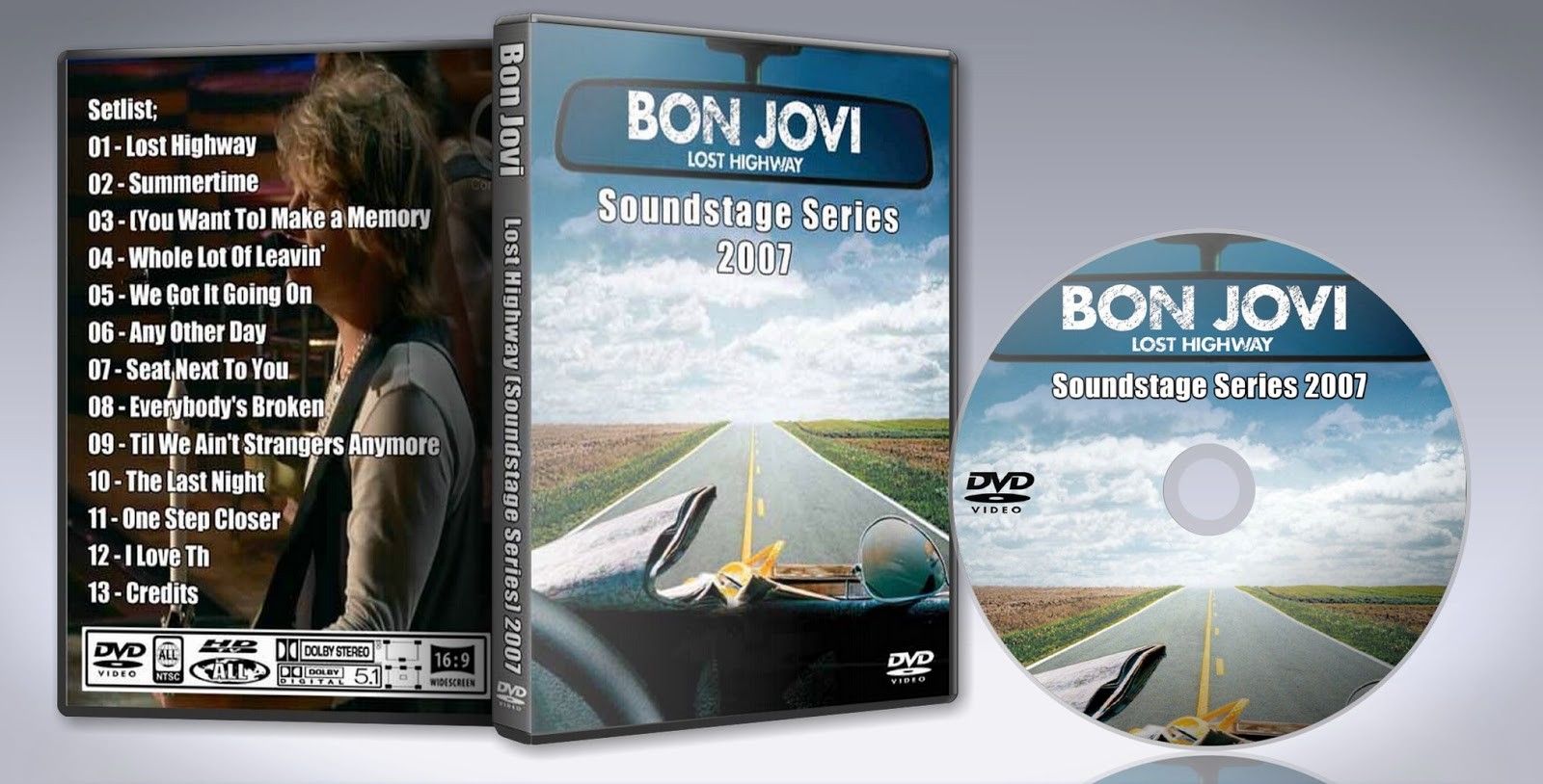 Lost Highway Bon Jovi